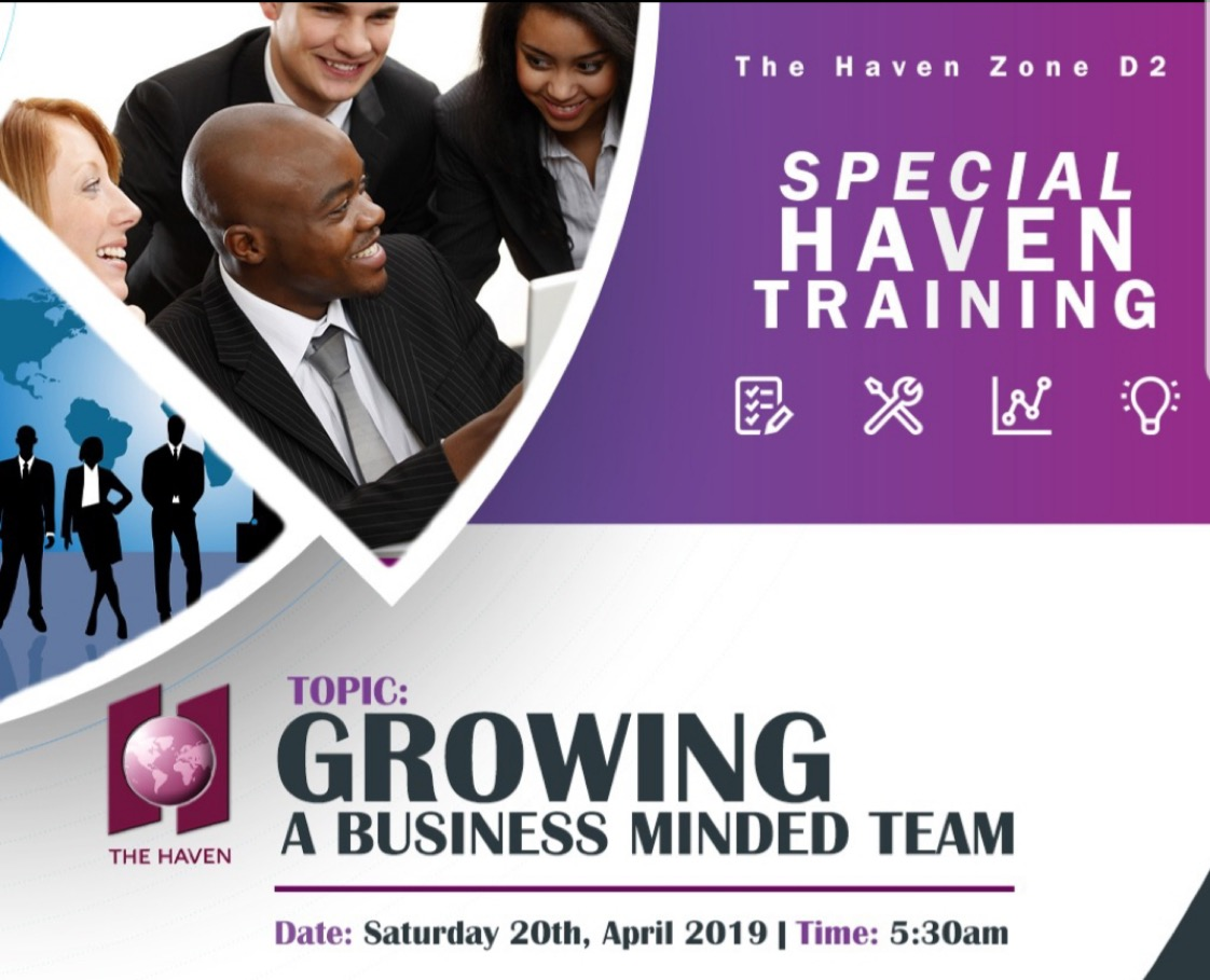 Growing A Business Minded Team