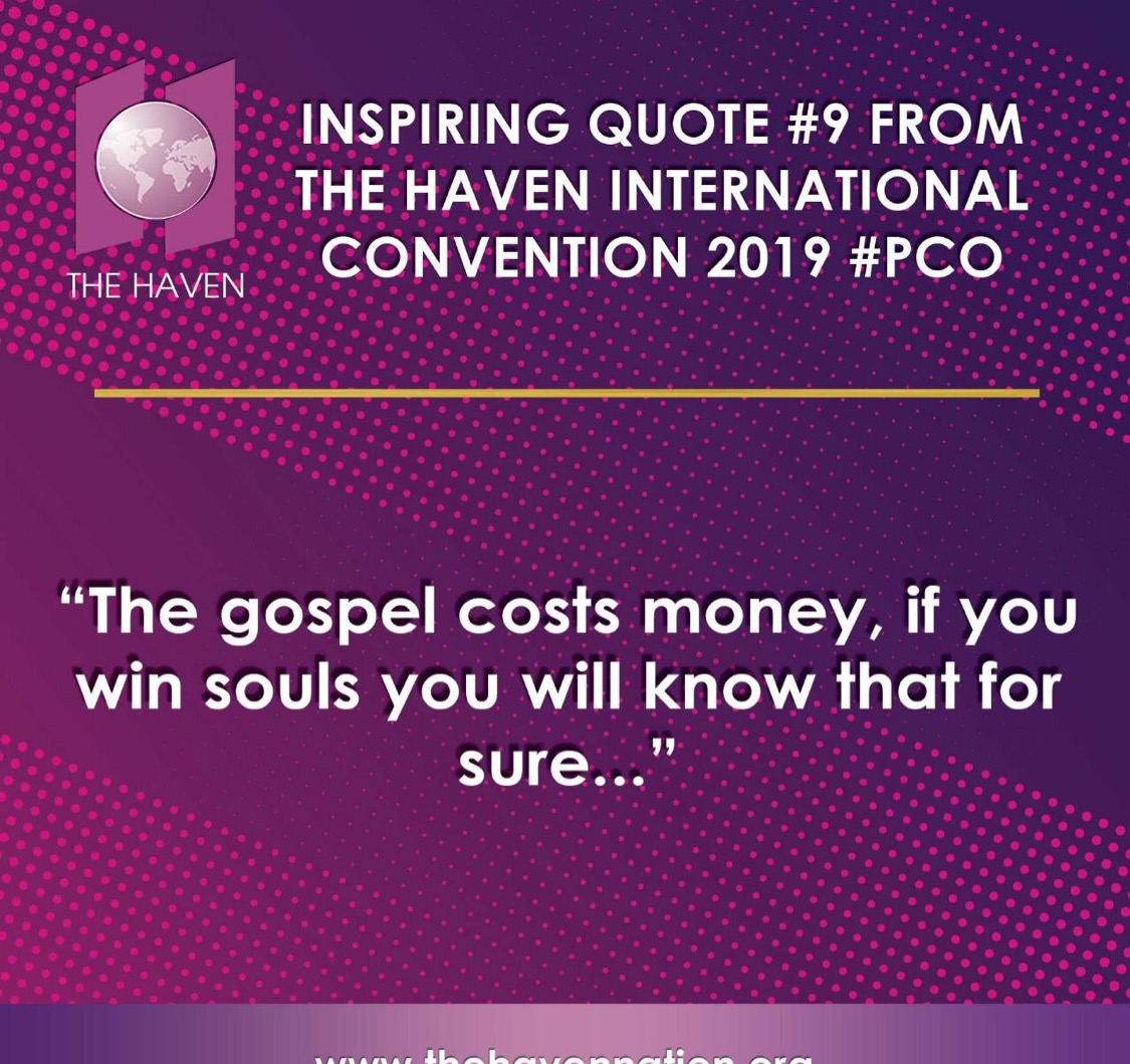 Inspiring quotes from The Haven