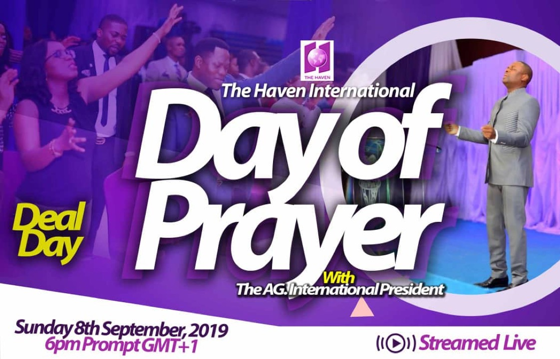 Happening now!!!! The Haven International