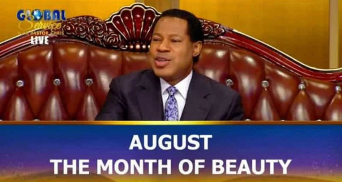 Welcome to the Month of