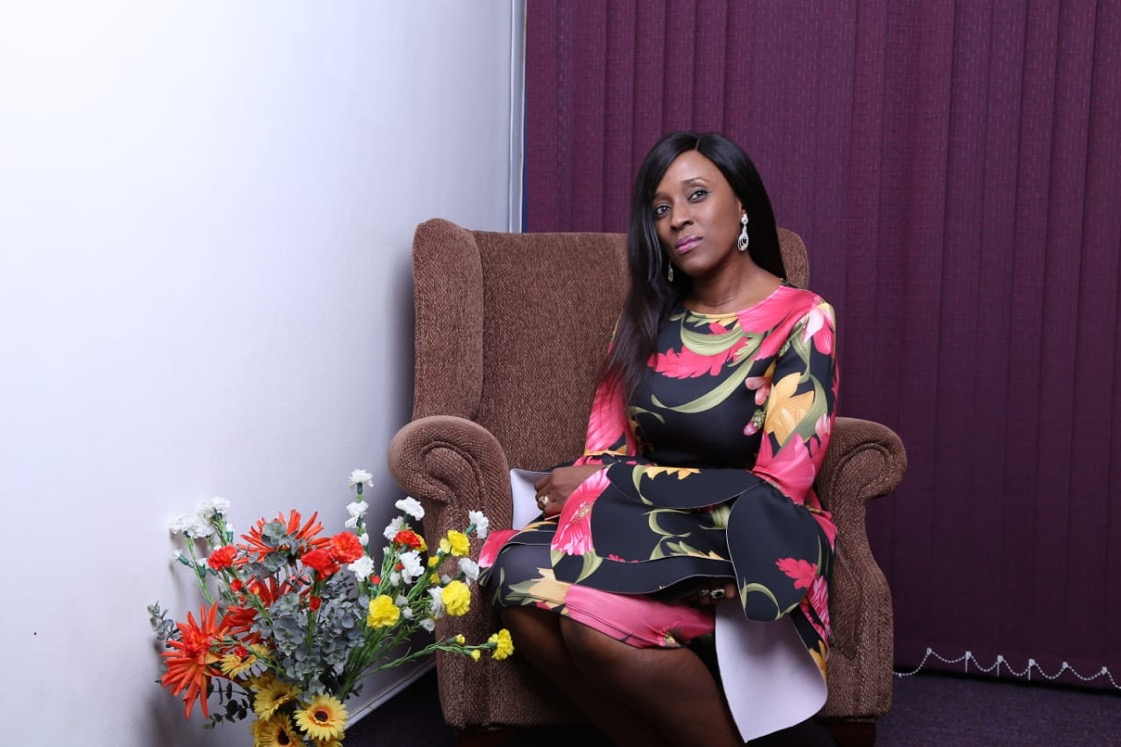 Happy Birthday Esteemed Pastor Rebecca