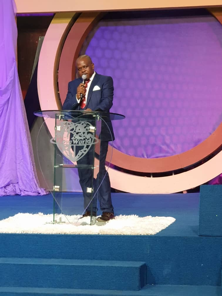 #NEA2019 The Esteemed Chairman of