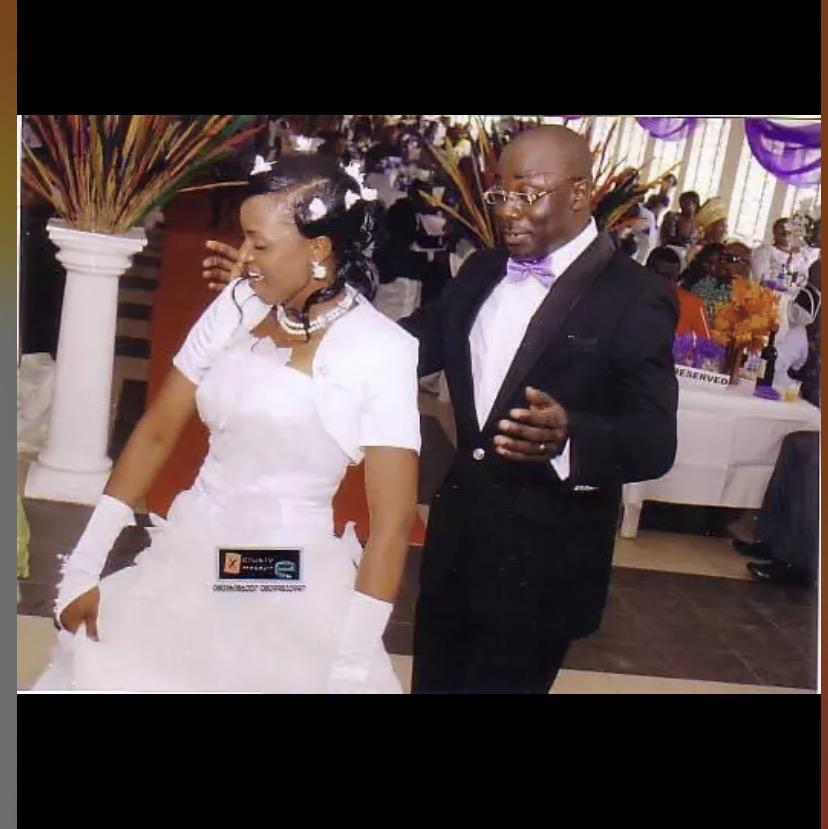 Wedding anniversary to Bro Nwachukwu