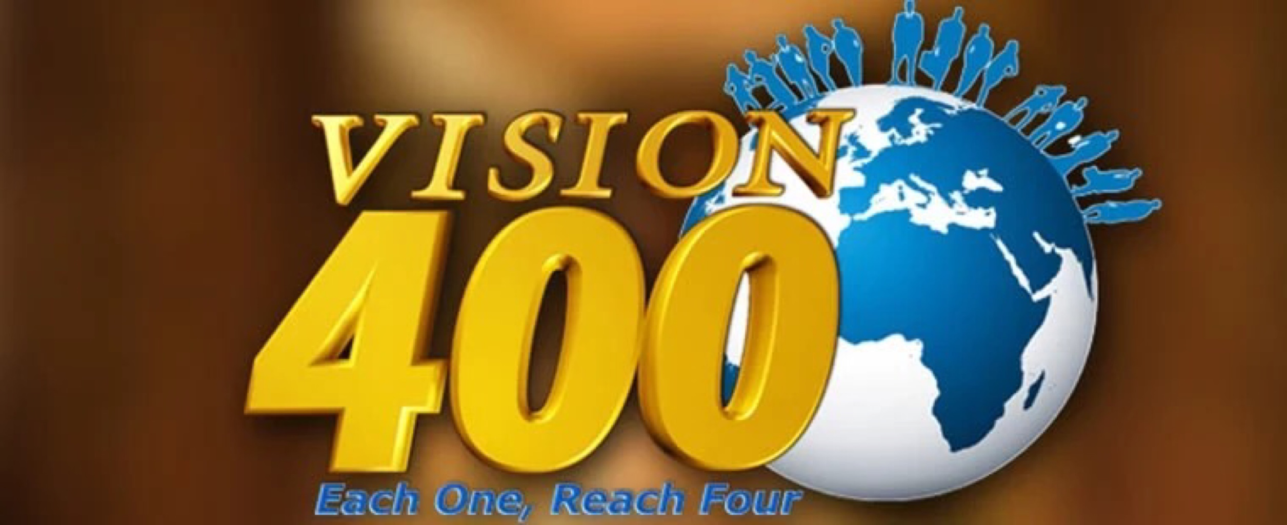 #vision400......till d whole world is