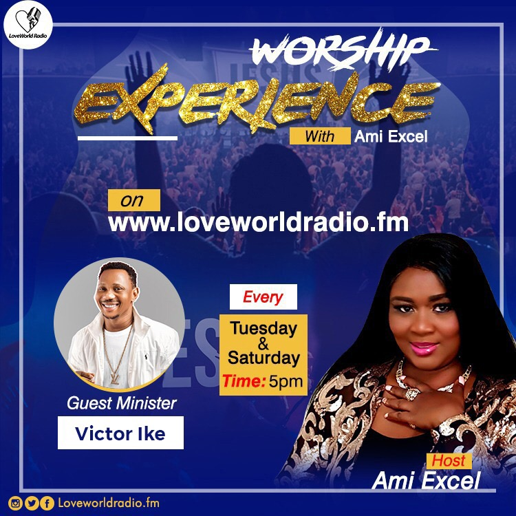 Join Amiexcel and Victor Ike
