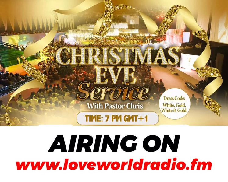 The Christmas Eve Service With