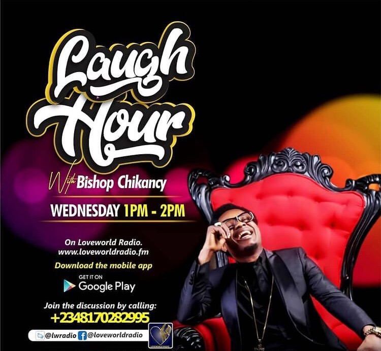 Enjoy laugh hour with the