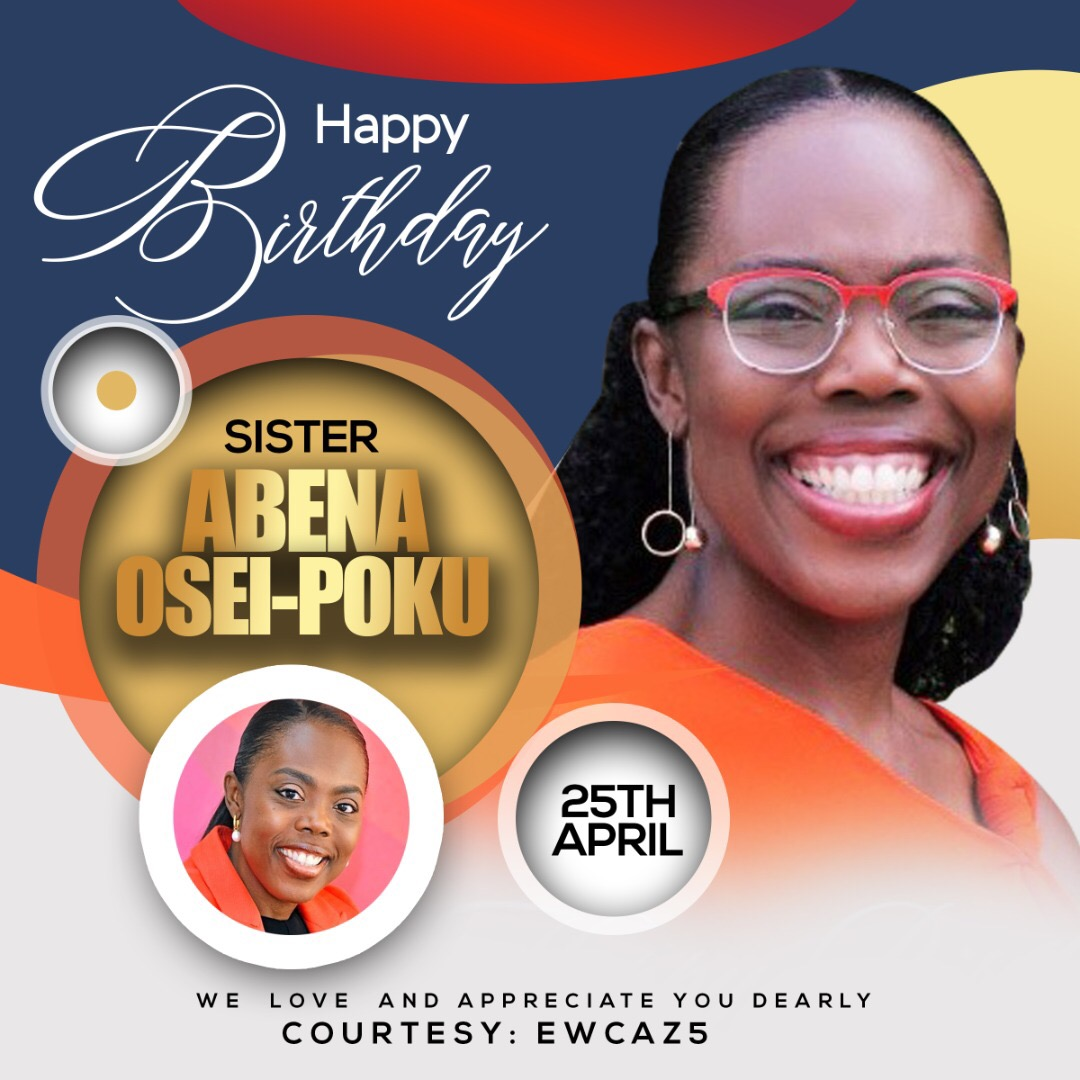 Happy Birthday great woman of