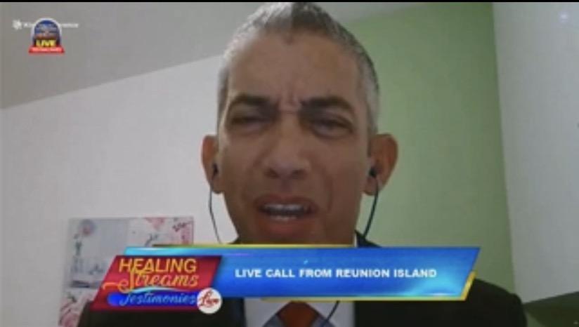 HEALING STREAM TESTIMONIES LIVE💯 www.healingstrea