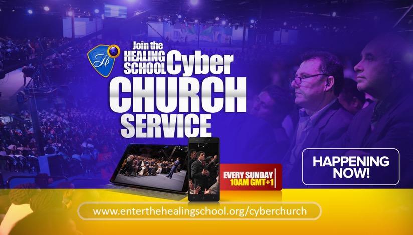 HEALING SCHOOL CYBER CHURCH: IT'S