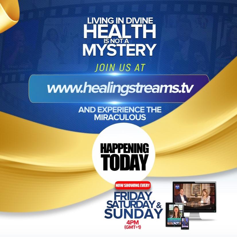 HEALING STREAMS ONLINE TV -