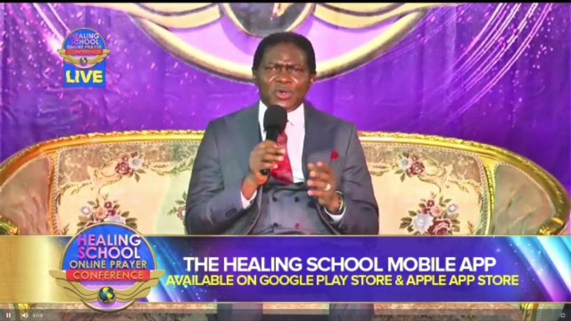 THE HEALING SCHOOL PRAYER CONFERENCE