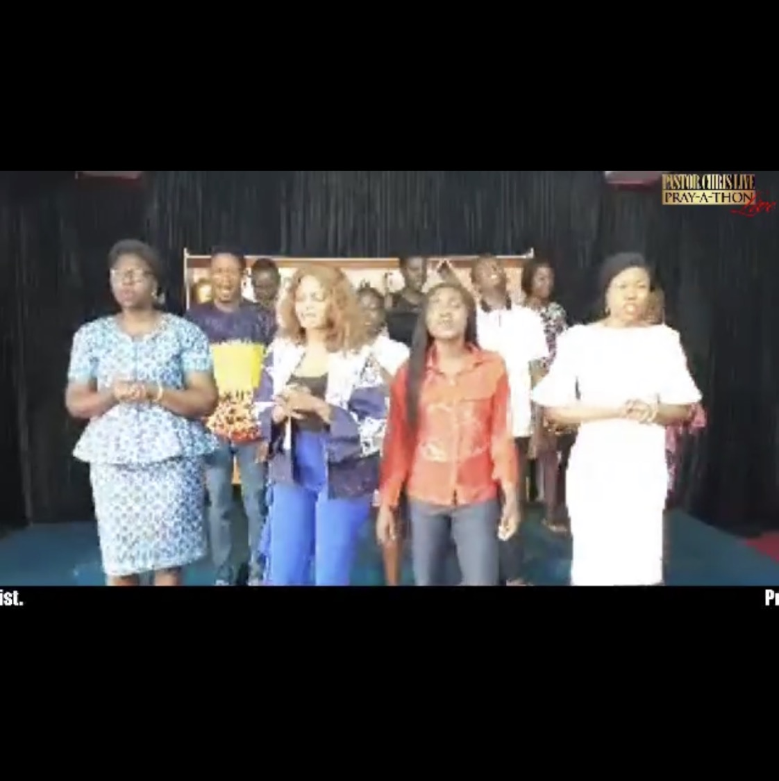PRAYING NOW!!! Abeokuta Ministry Centre