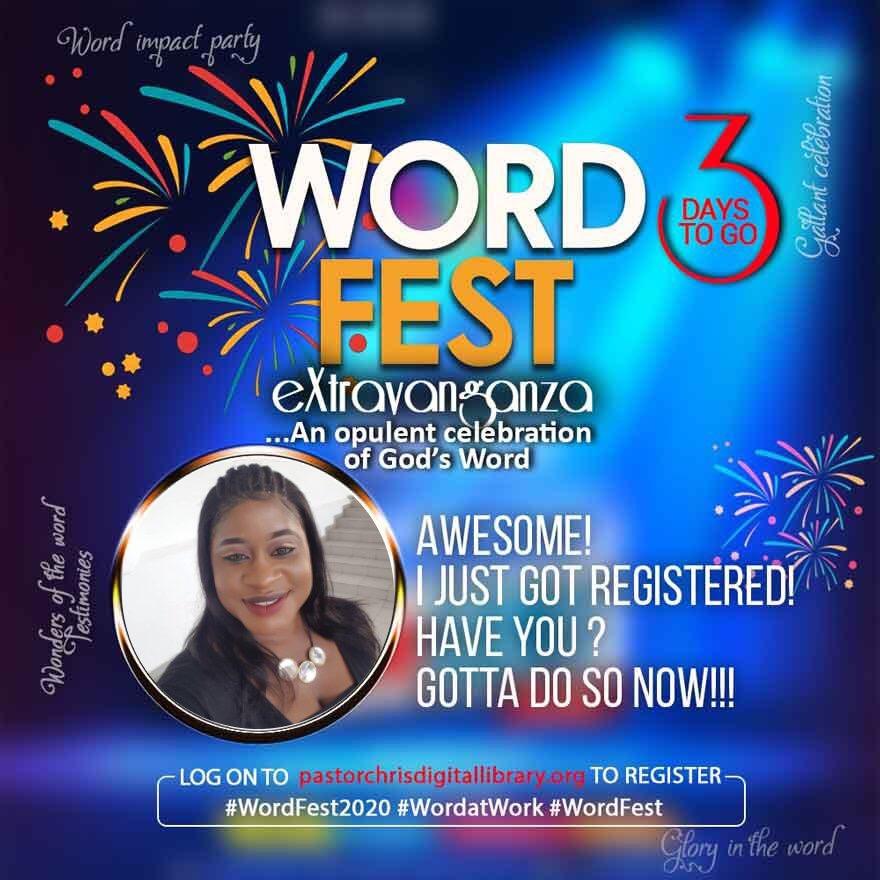 #wordatwork #wordfest #day30WORDFEST2020 #Calledto