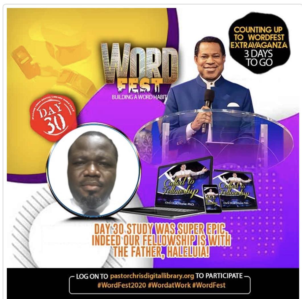 Called to Whorship 🙏🏼#wordfest #wordfest2020