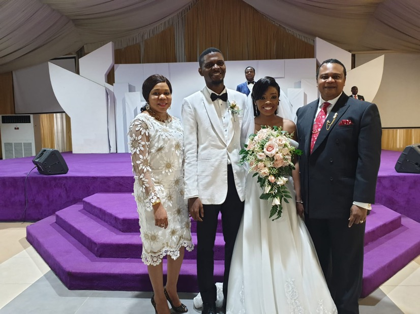 Congratulations to our dear Pastor
