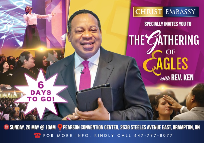 💥THE EAGLES WILL GATHER IN