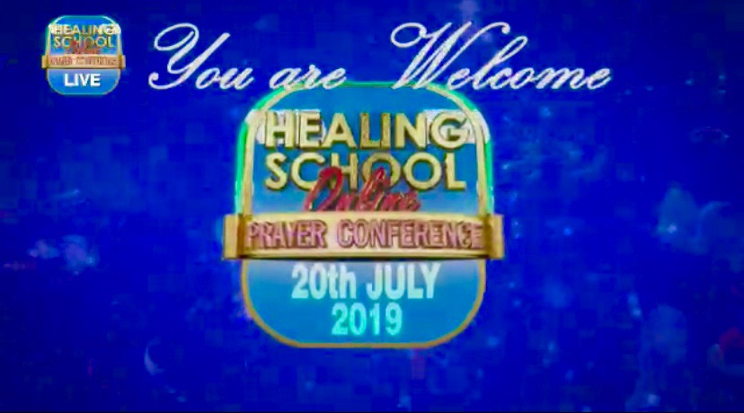 💥Happening Now: The Healing School