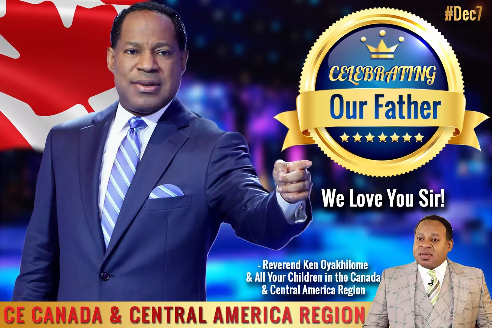 Happy Birthday Pastor Sir 🎉🎉!
