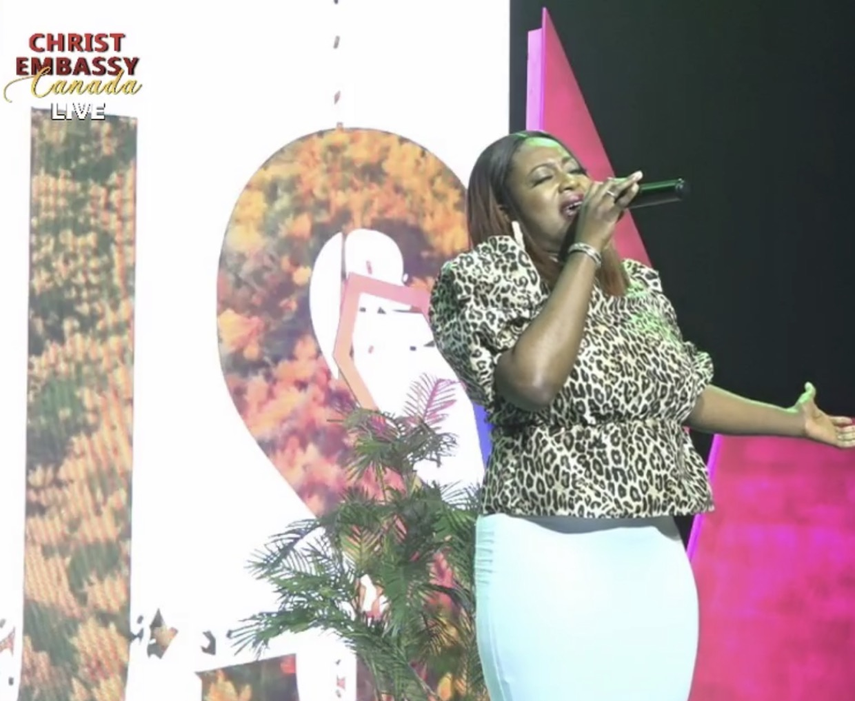 💥GLORIOUS SONG MINISTRATIONS AT #TGOHP💥