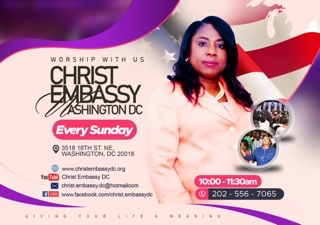 Christ Embassy DC avatar picture
