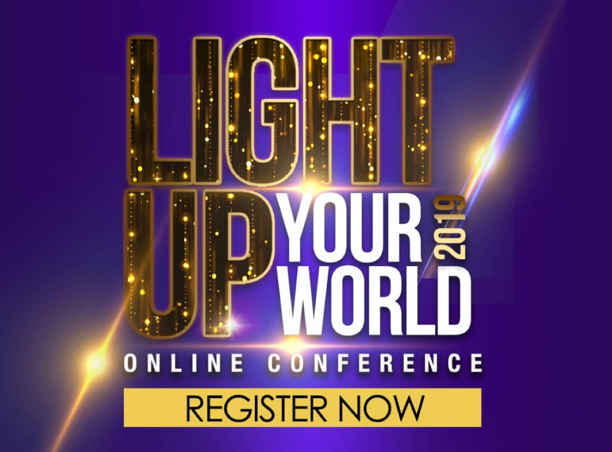 Register for Light Up Your