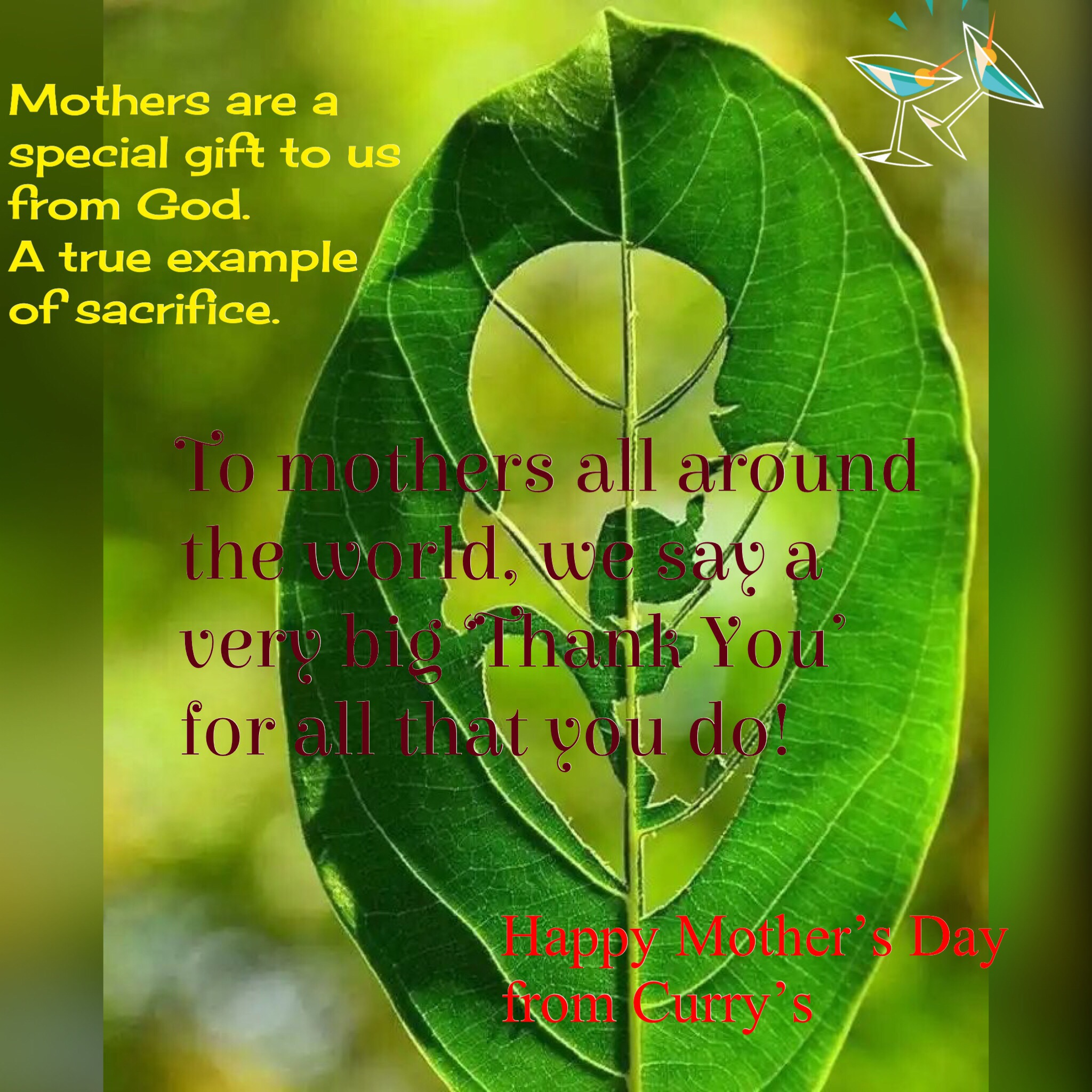 Happy Mother's Day 2018 from