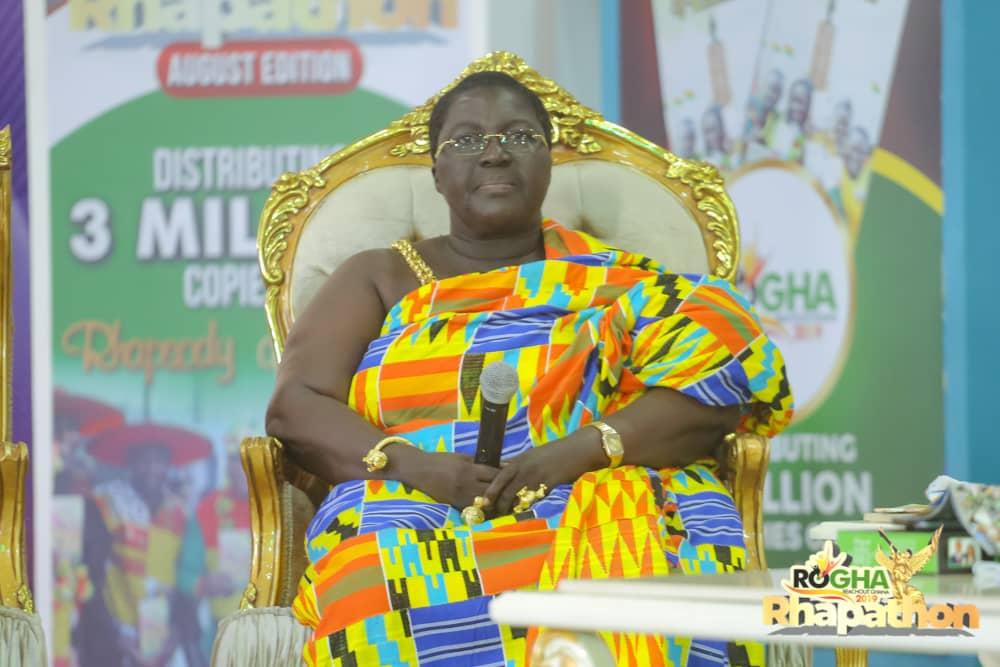 Every King in Ghana must