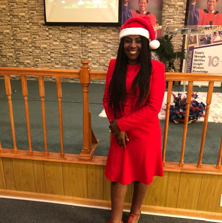 Happy birthday Pastor Kaycee. We