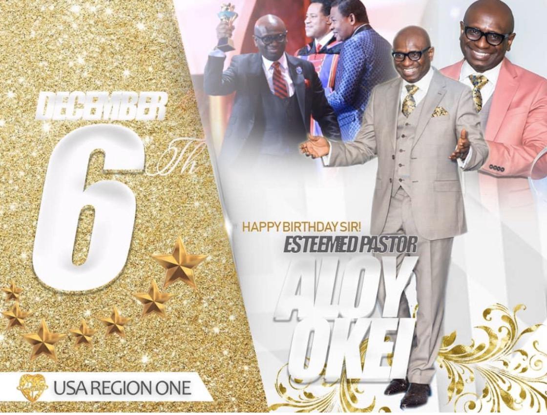 Happy birthday Pastor Sir !!!