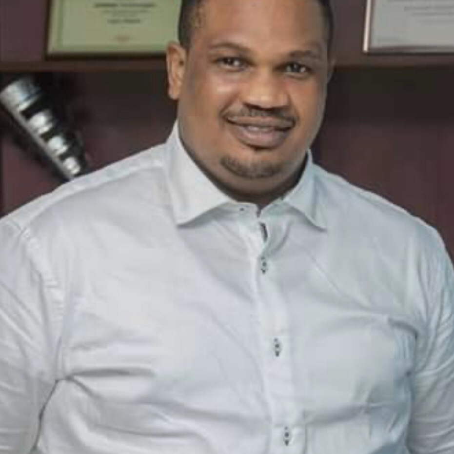 Happy birthday Pastor Richard, a