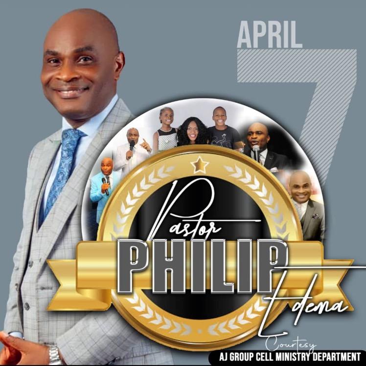 Happy Birthday Esteemed Pastor Philip