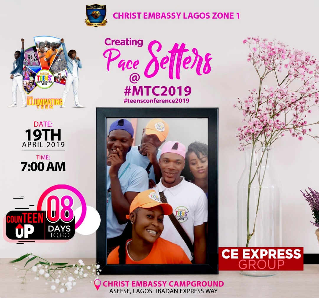 Is all for you #megateensconference2019