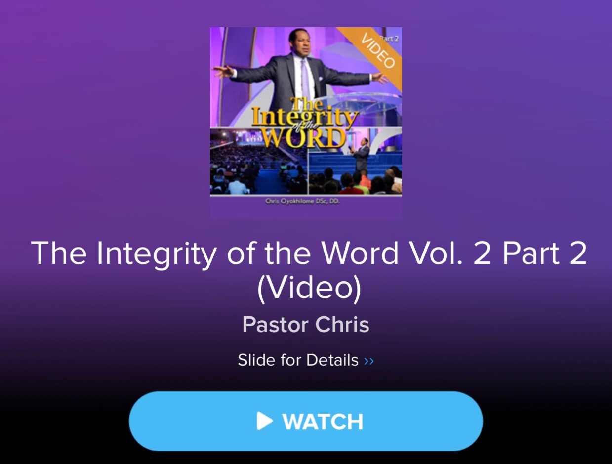 The School of the Word