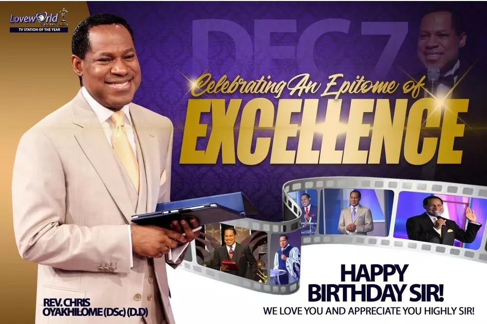 Celebrating Excellence! Happy Supernatural birthda