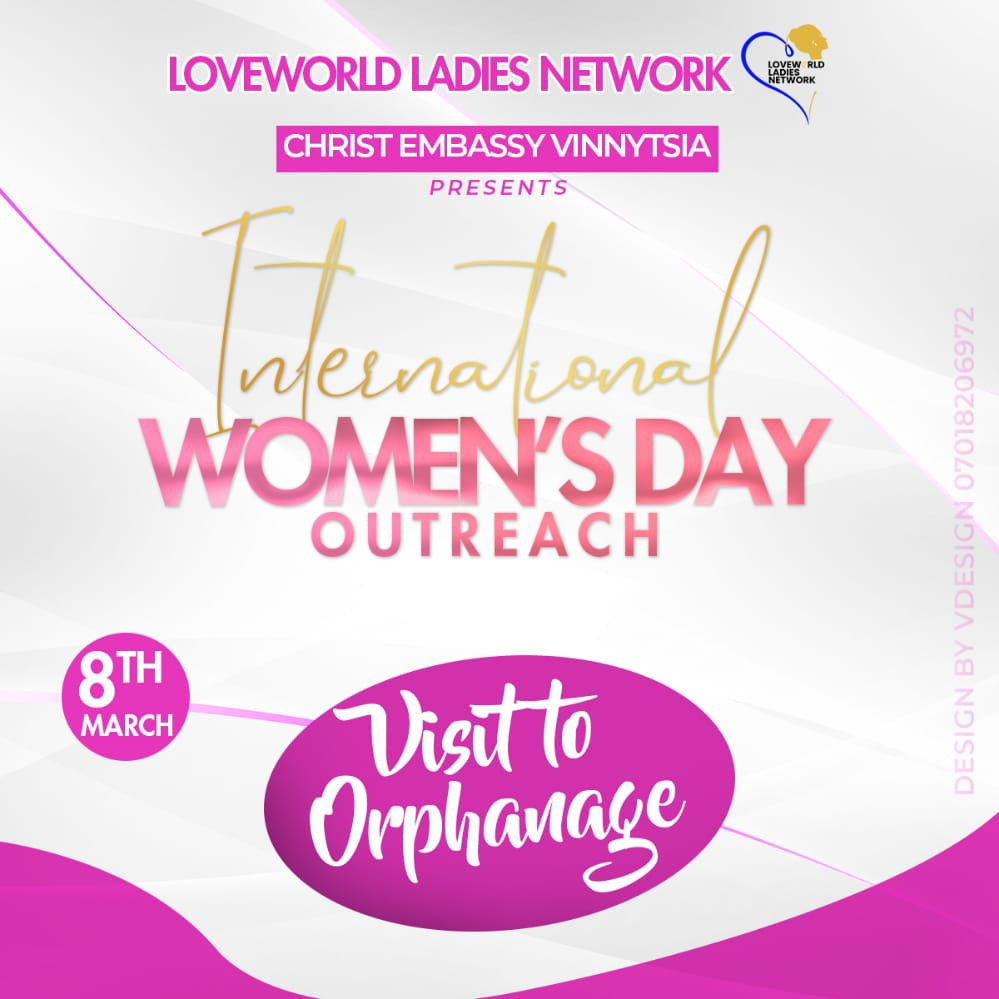The Loveworld Ladies of CE