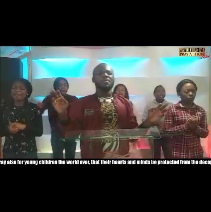 PASTOR CHRIS LIVE PRAY-A-THON Our