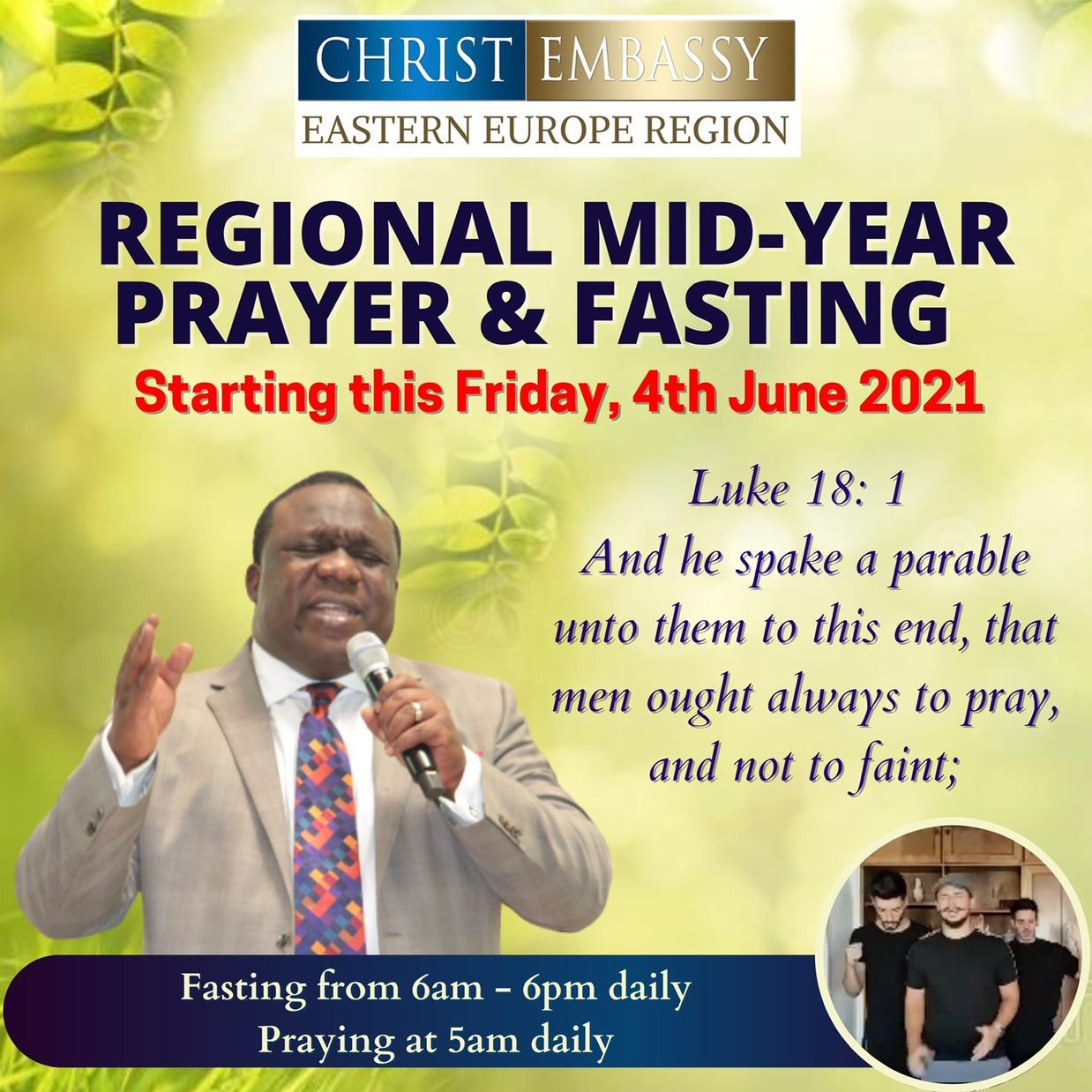 PRAYING NOW‼️ It's DAY 8