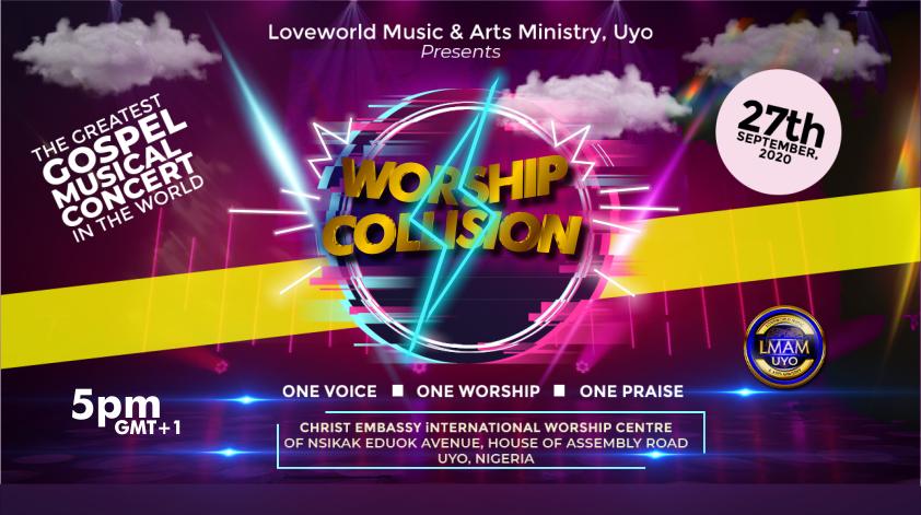 #worshipcollision #onevoicechallenge #globalprayer