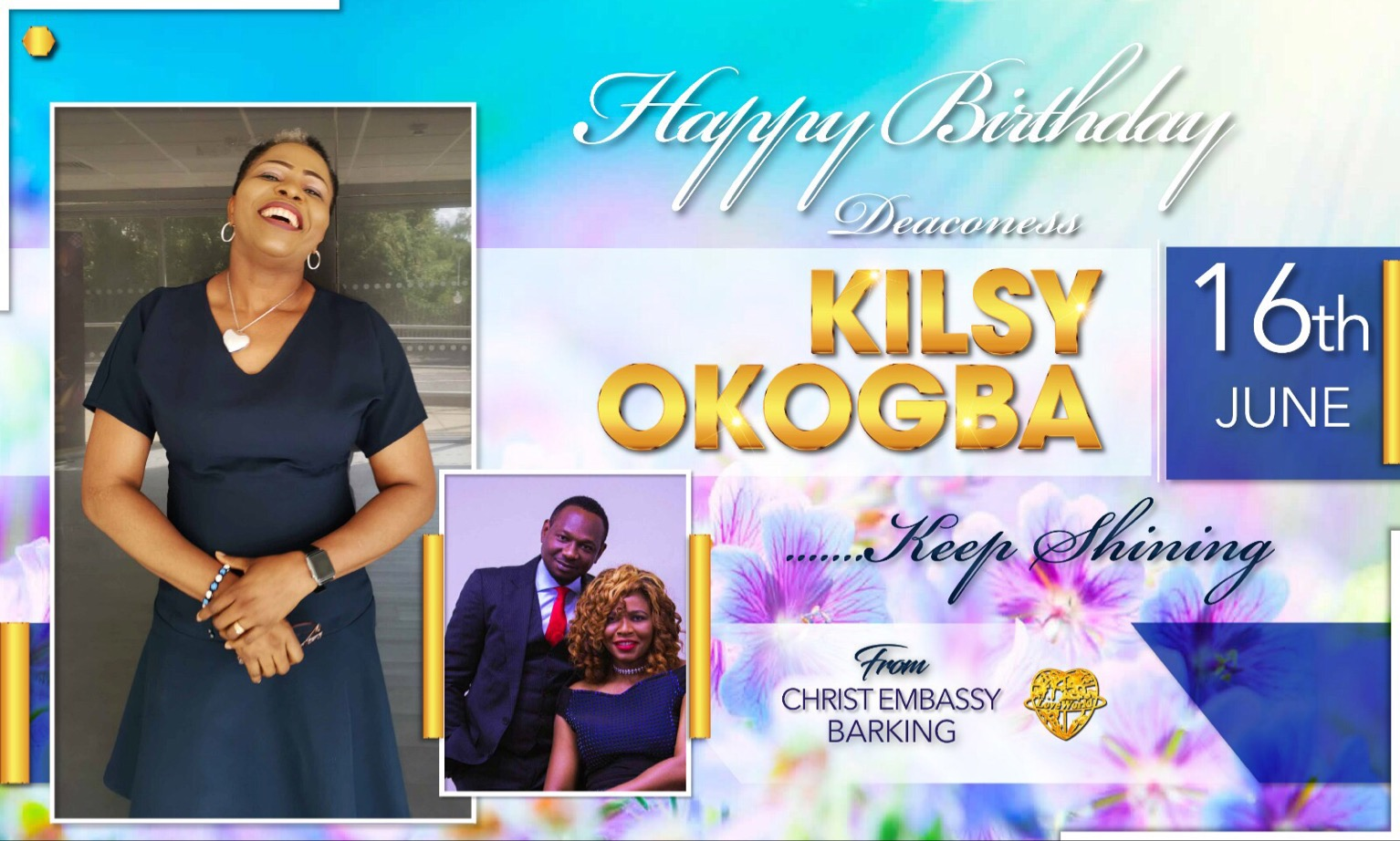 Happy birthday Dcns Kilsy Okogba
