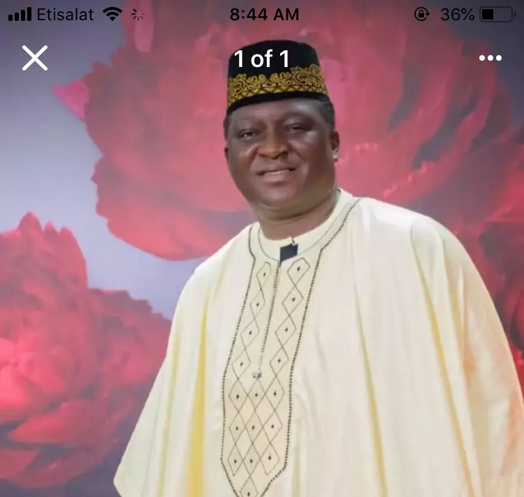 Happy birthday Esteemed Pastor Sir.