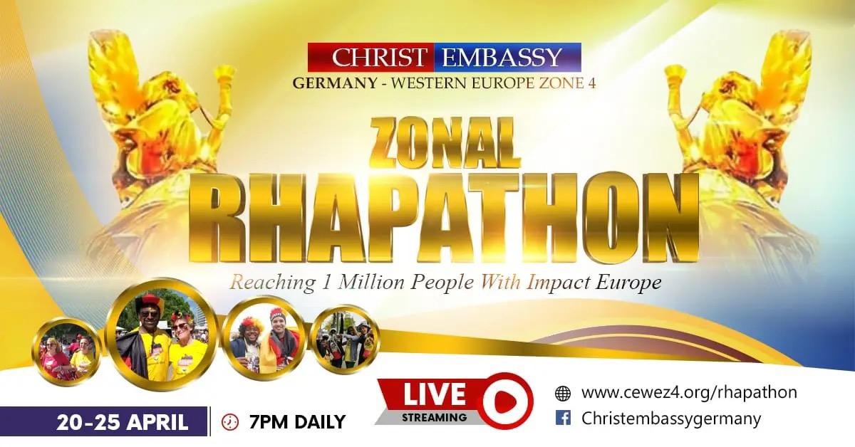 Join our Zonal Rhapathon Day