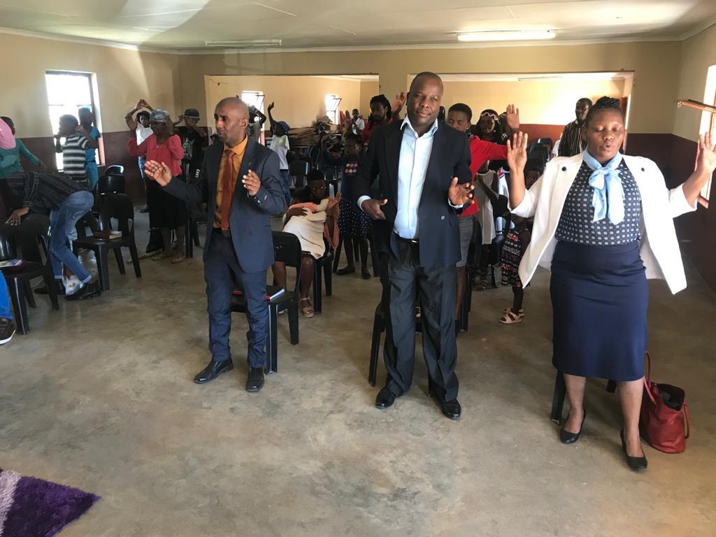 Christ Embassy Drieziek kicks off