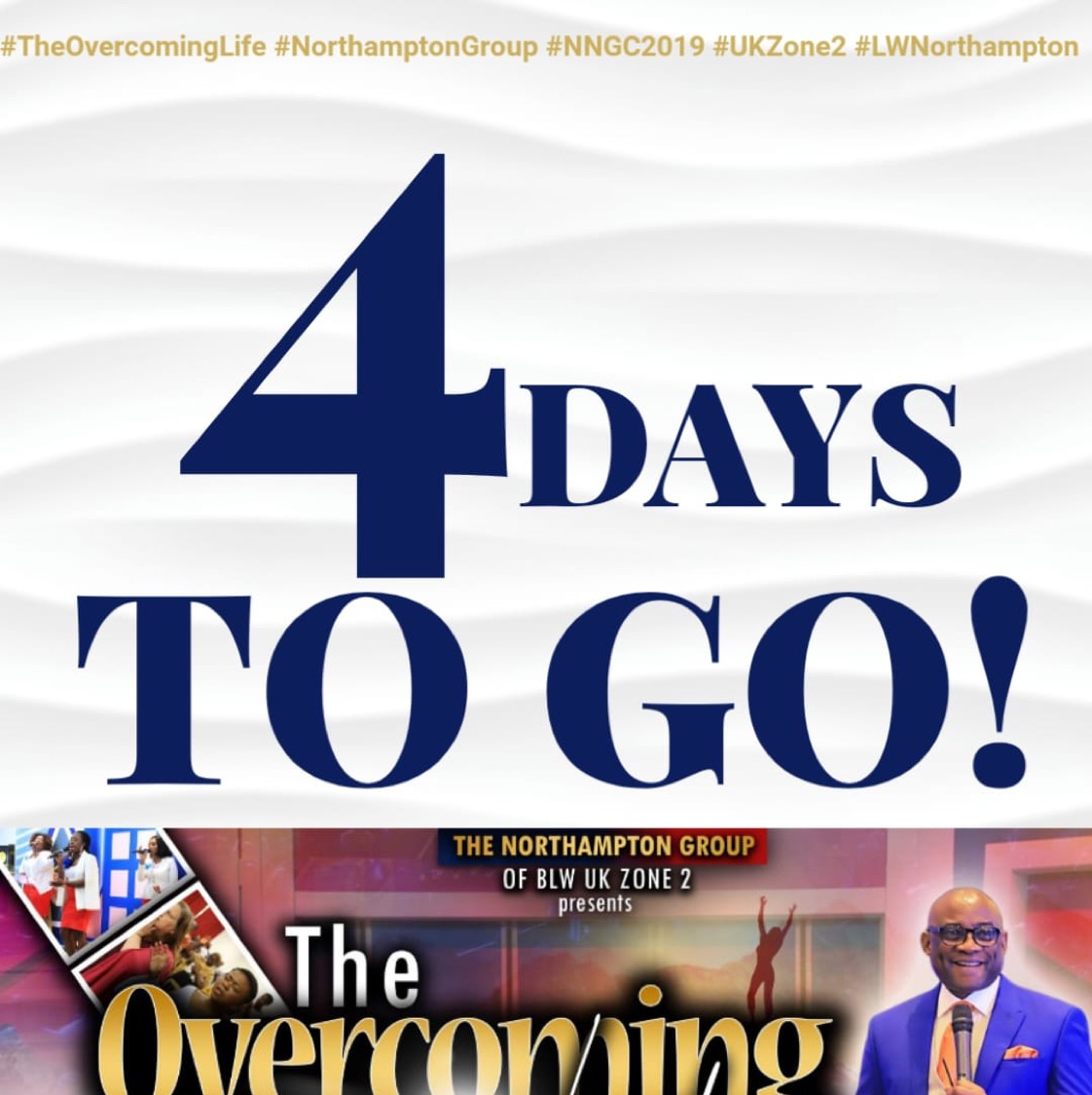 Who is he that overcomes
