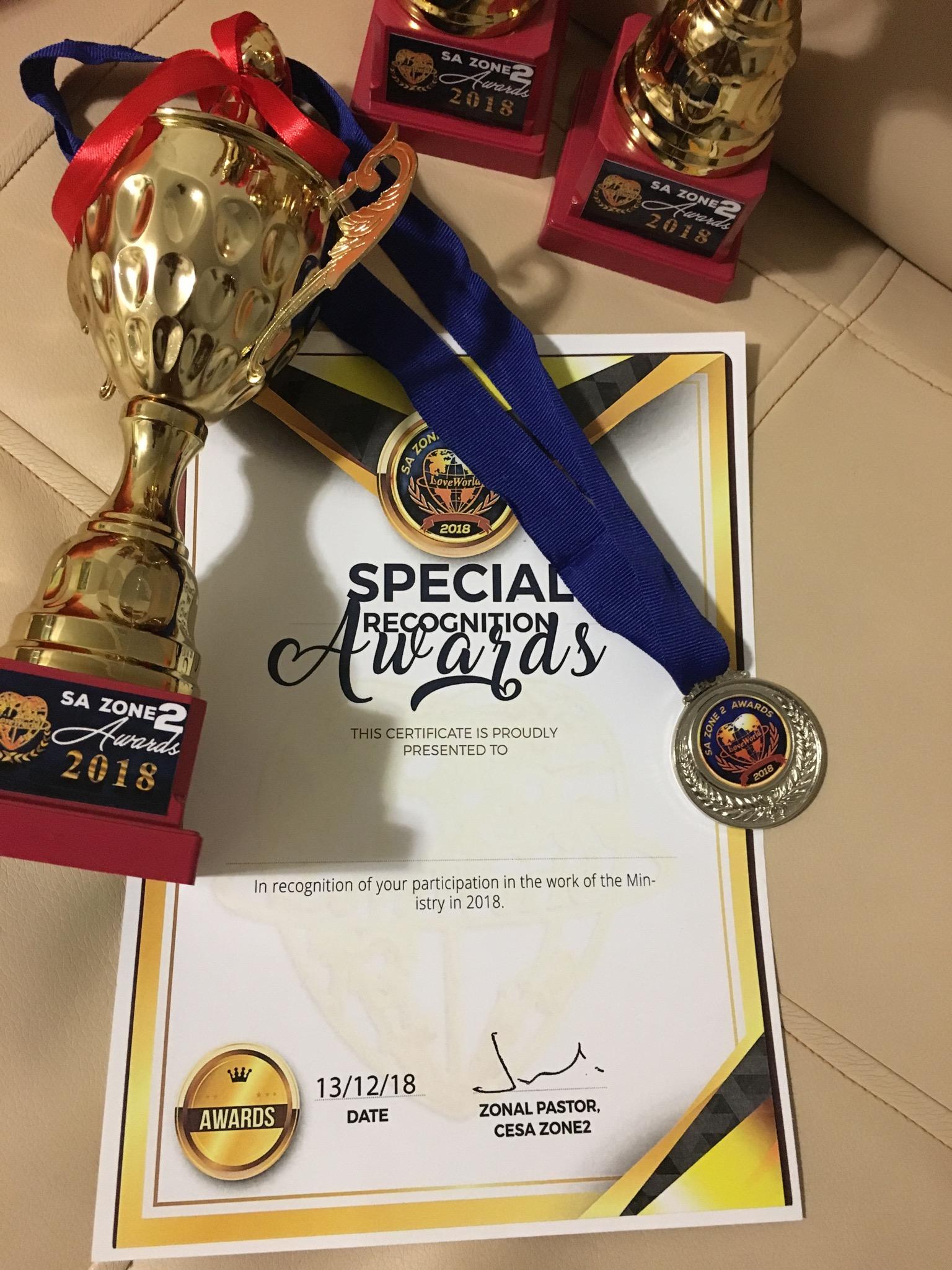 #CESAZone2 #AwardsNight #TheYearOfTheSupernatural