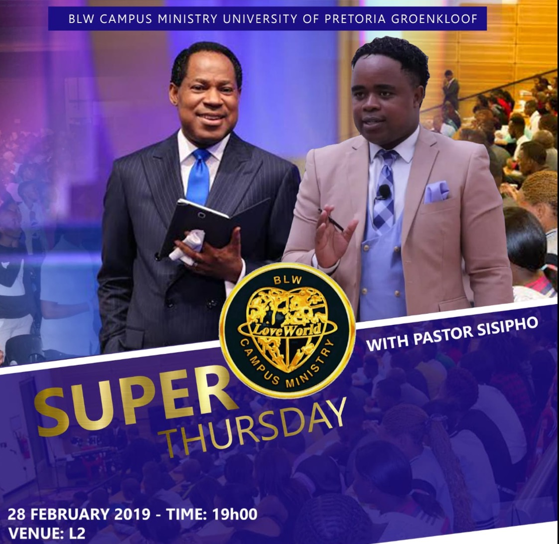 I'm Super Thursday and Partnership