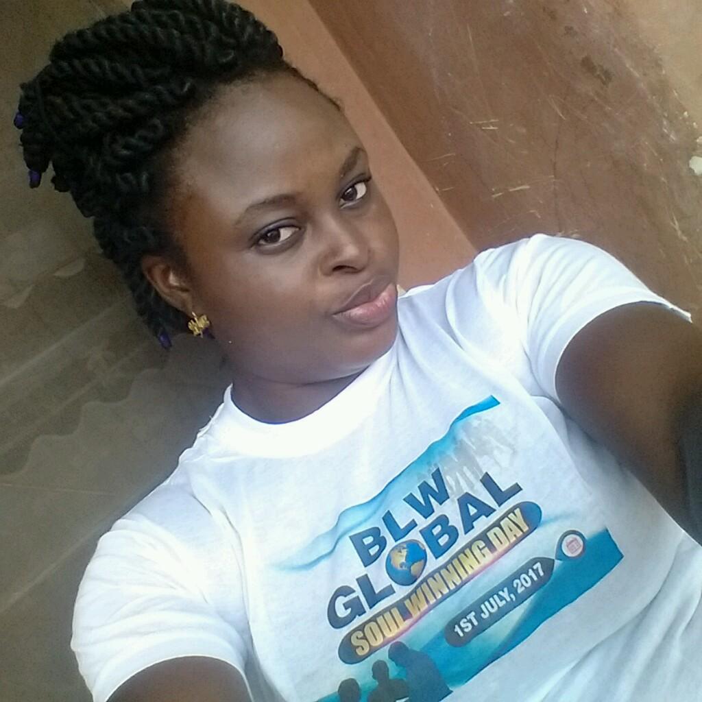Gloria Iyamu avatar picture