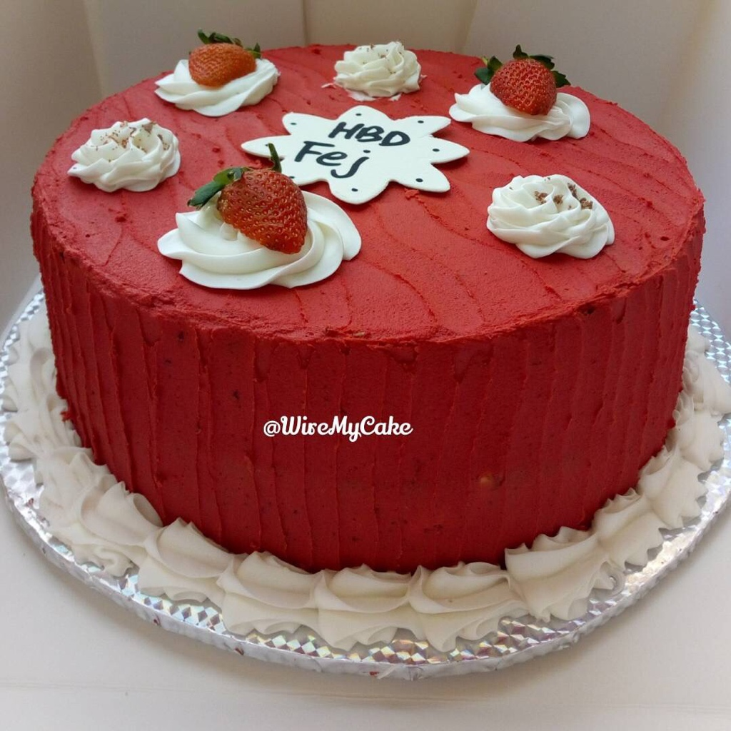 A very happy Birthday to