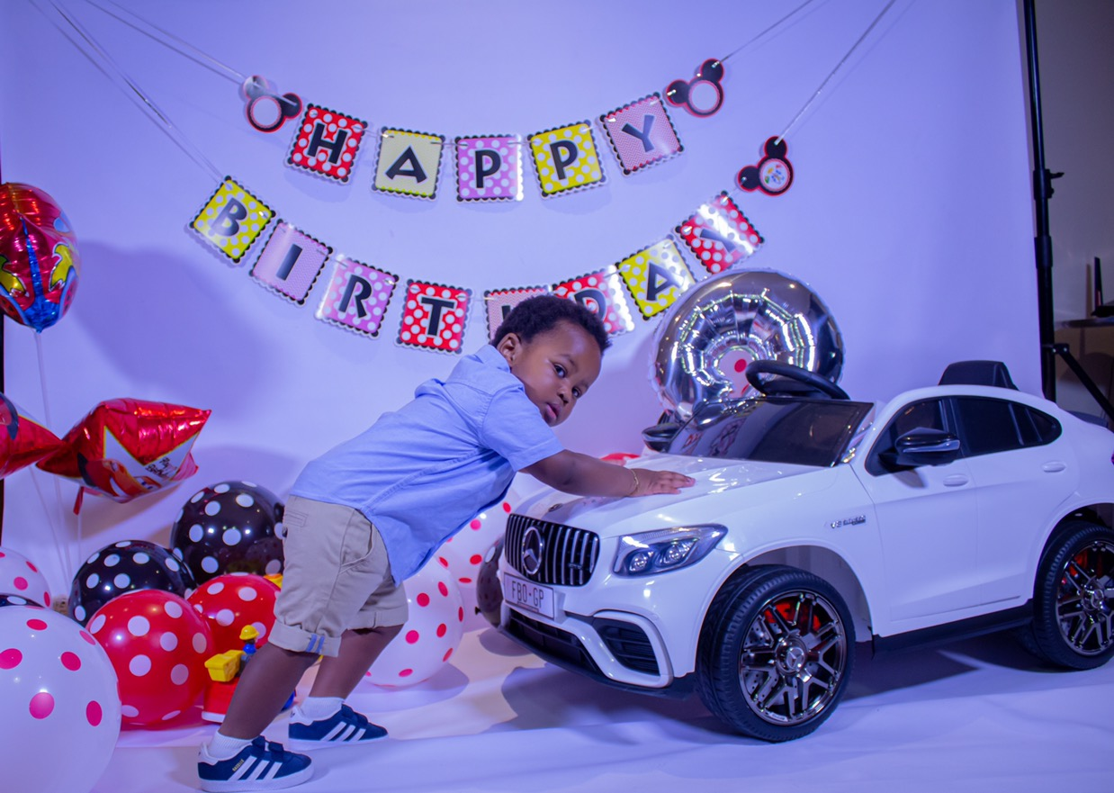 Happy Birthday to My Beloved