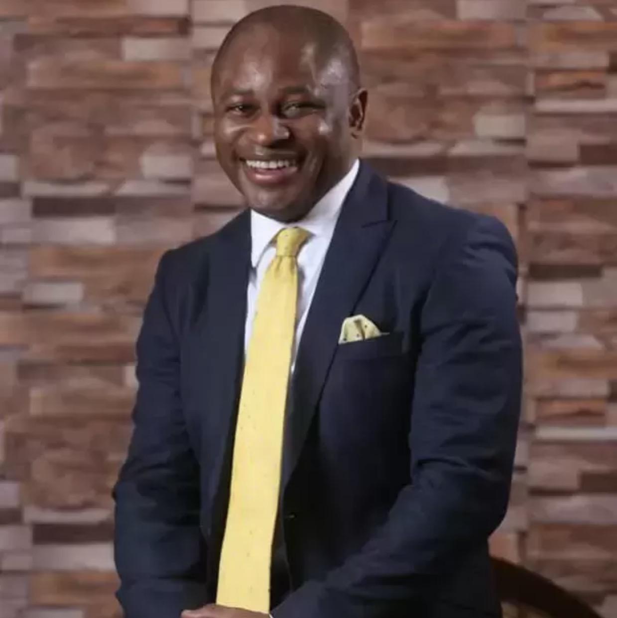 Happy Birthday Esteemed Pastor Sir!